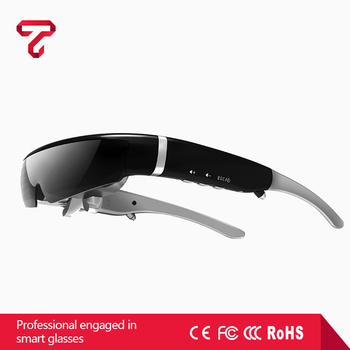 New arrival fashionable newest design 40 channel Video Glasses