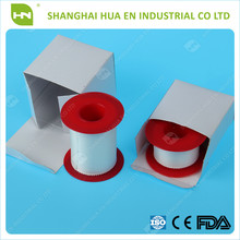 CE FDA ISO certificated 10cmx4.5m high quality silk adhesive tape