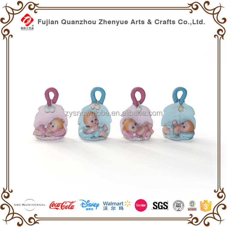Newborn baby shower gifts baby figurines baby souvenir products