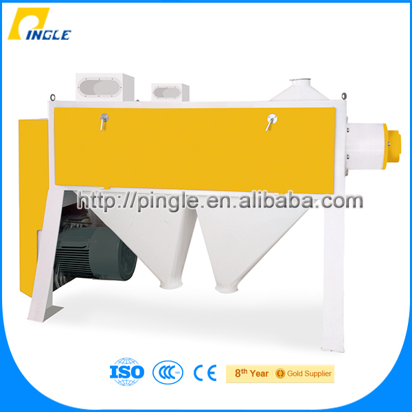 New design dry maize and rice flour mill machine
