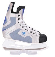 China Alibaba fashion electric racing ice hockey skate sport shoes for men