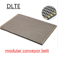 Modular conveyor belt for Meat/Poulty/Sea food/Fruit&Vegetables