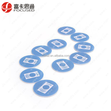 Paper Small rewritable Ntag215 Printable NFC Tag