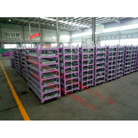 Danish Trolley.Flower Trolley.Garden Tool Cart, Steel Rolling Trolley Tool cart.Equipment For Greenhouse,TC2159