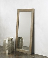 Wholesale Wooden Large Framed Cheap Big Wall Mirrors Online 40*90cm