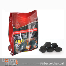 3KG Smokeless BBQ Charcoal , Best Charcoal Brand