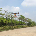 UAV XYX-801 agriculture spraying drones New Condition and Gyroplane Type octocopter uav with 6S 12000mAh battery