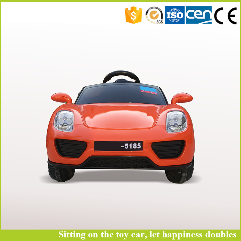 New electric toy car / kids ride on car with battery operated