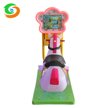 Indoor Touch Screen Crazy Horse Car Racing Swing Video Games Machine