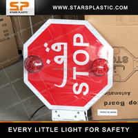 Road Safety School Bus Traffic Stop Sign