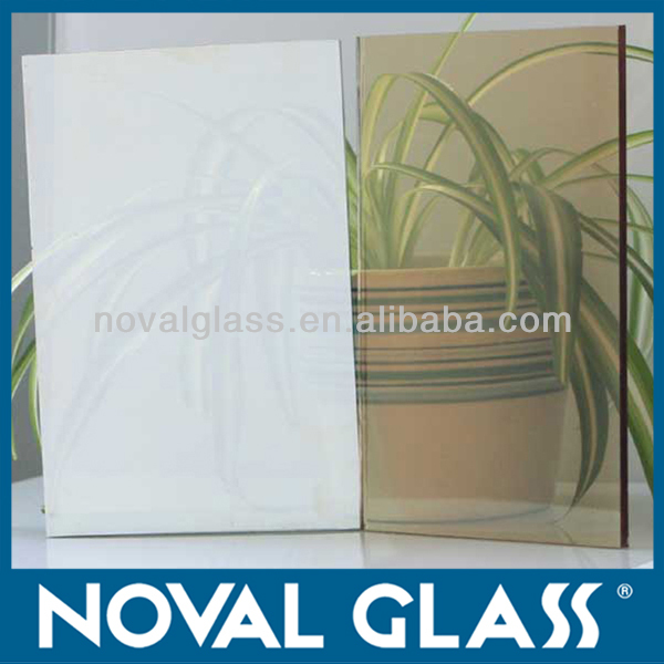 High Quality NOVAL 6mm Coated Glass, Tinted 6mm Coated Glass