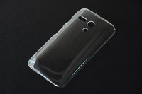 Hard crystal protective pc cover case for motorola moto g