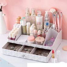 Cosmetic storage box with ABS material fashion product