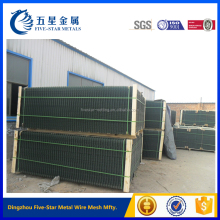 cheap temporary wire mesh fence panels
