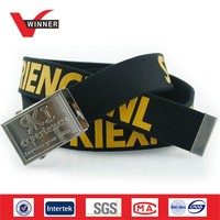 China wholesale custom printed web belts
