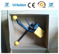 A333 buckle free steel strapping tool