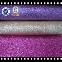 purple decorative contact paper pvc leather zhejiang Hot Seling silk wallpaper pu leather packageing Made in China