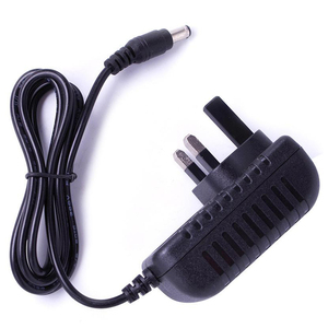 AC 100-240V to DC 5V 3A Power Supply Wall Adapter 5.5mm*2.1mm UK plug
