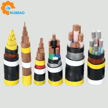 3 Phase 4 Wire Cores 2 3 4 5 Three Core Rubber Electric Power Cable 4mm 95mm 3g1.5 With Best Price