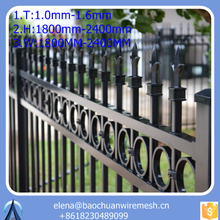 (Material: Galvanized Steel ) STEEL GATE and fence