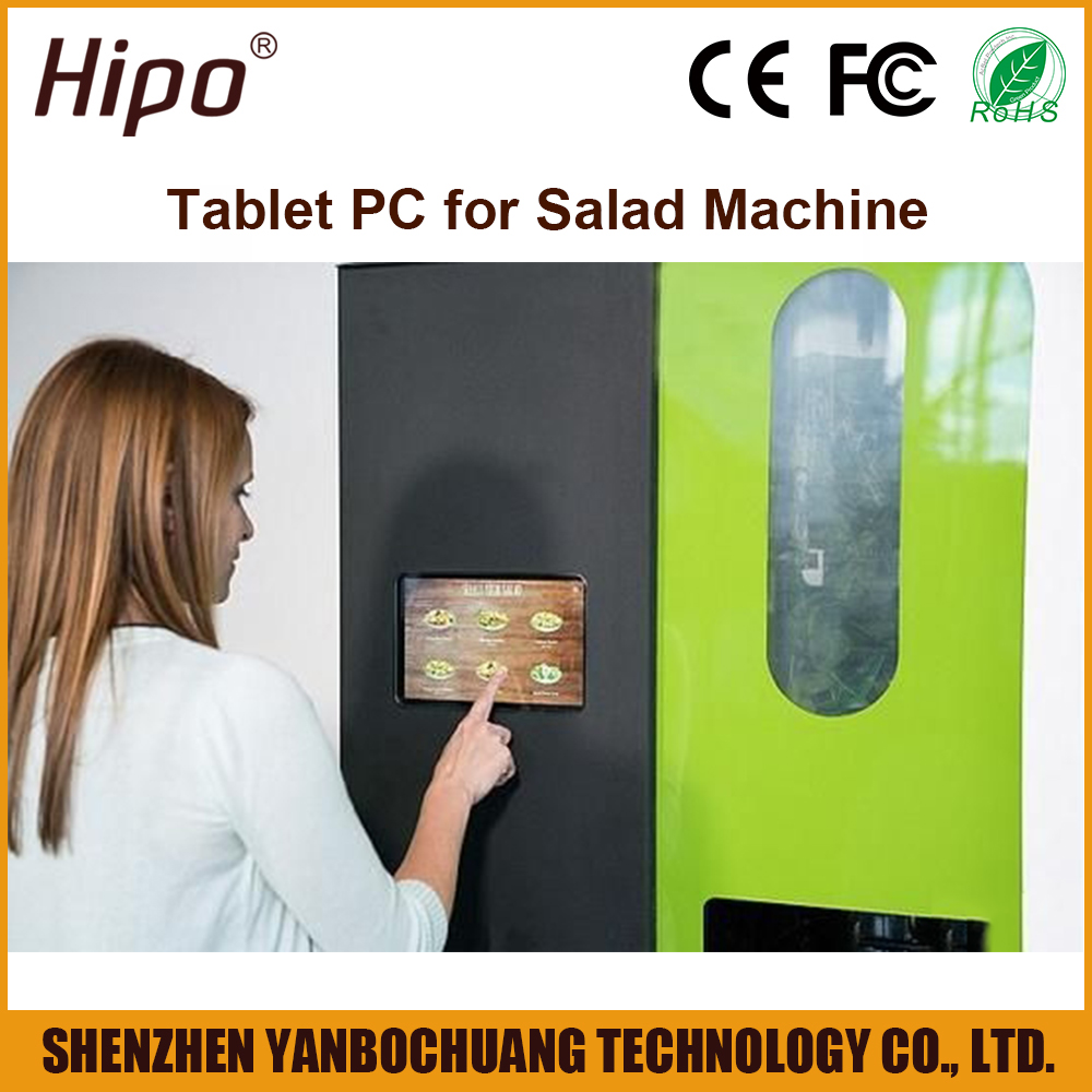 Hipo <strong>M10</strong> 10.1 inch Quad Core 3G Dual SIM GPS Phone <strong>Android</strong> Tablet PC Build In Salad Machine