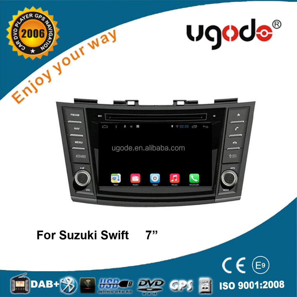 Cortex A9 16gb car dvd for suzuki swift car dvd gps navigation system