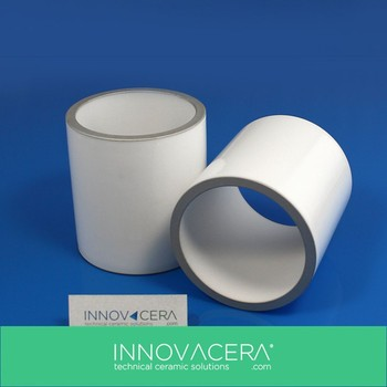 Metallized Ceramic Tube For Vacuum Interrupter/Feedthrugh/Insulator/INNOVACERA