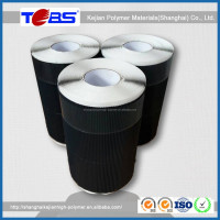 solar panel sealing adhesive waterproof flashing tape , aluminum butyl rubber flashing tape