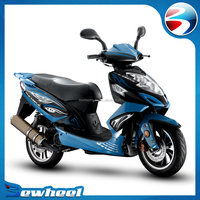 Bewheel 2016 new 4 stroke gas scooter 150cc moped cheap sale
