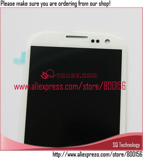 Mobile Phone LCD with Touch gt i9300 for Samsung