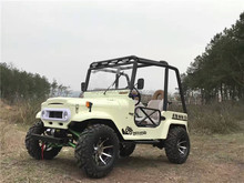 250cc/300cc Utility vehicle 4 wheeler atv 4x4 Mini jeep for adults with EEC