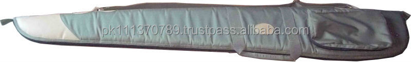 Long barrel Cordura shooting gun cover