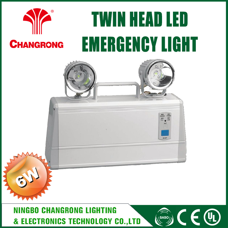 12V 7AH Battery 10 hours Long Standby LED Emergency Light