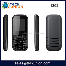 1202 Cheapest quad band low end chinese mobile phone