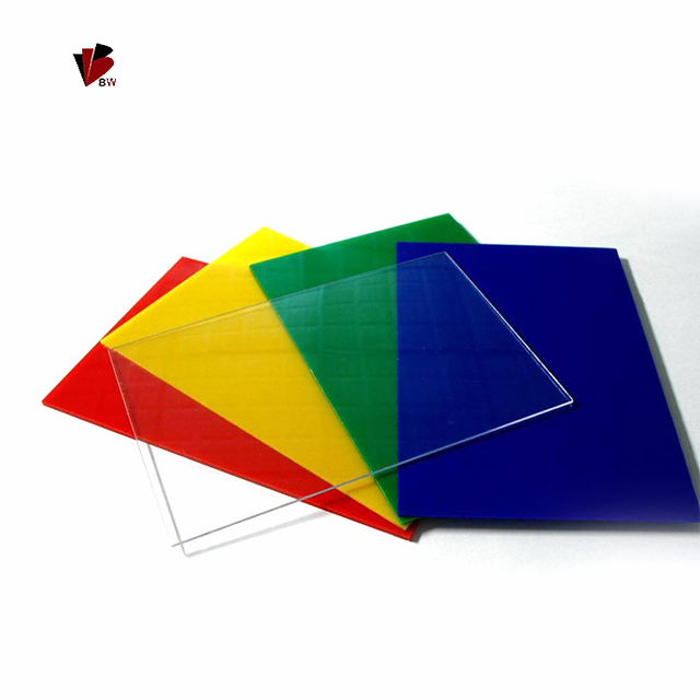2016 Hot Selling Popular 3mm Thick Transparent Rigid Plastic pvc Sheet