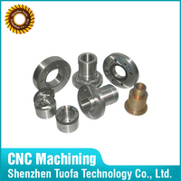 CNC precision machining motorcycle/auto/car spare parts machined stainless steel component