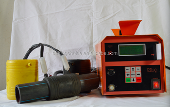 KC pe pipe fitting electrofusion welding machine