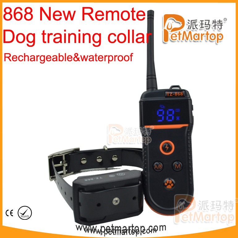 Newly Electronic Anti-bark Dog Training Shock Collar