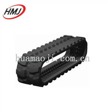 Construction Machinery Parts rubber track kits vehicle With Good After-sale Service