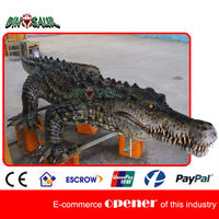 Simulation Remote Control Crocodile