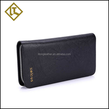 Sublimation universal smart phone sole leather wallet style leather case