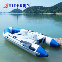 China Hider strong high speed cheap inflatable boats of fishing