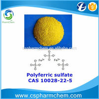 polyferric sulfate /activated carbon for alcohol purification