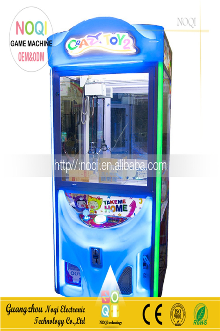 ufo catcher coin game machine adult toy vending machine