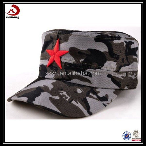 high quality russian camo cap military hat