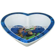 Classical Custom Logo cheap plastic salad bowl