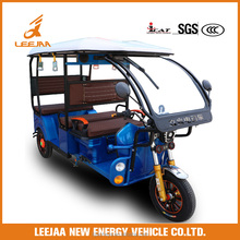 48V Electric rickshaw 2017 updated new model for Indian Auto Richshaw market in good price