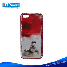 Hot selling Blank Bling Phone Case for iphone5 of good price