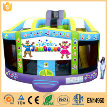 Exclusive Design Inflatable Obstacle Combo For Kids Games