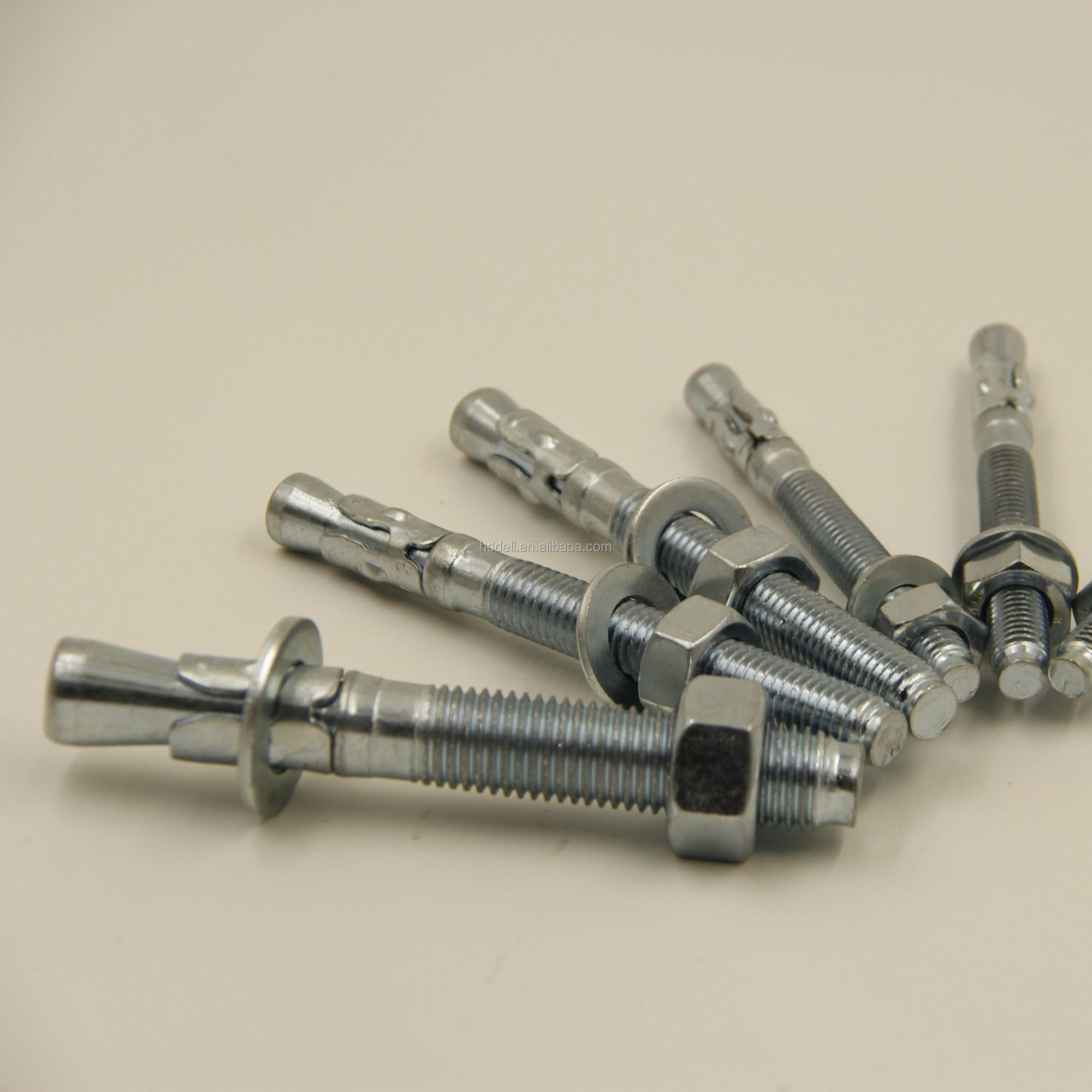 Fasteners Manufacturer Wedge Anchor
